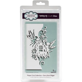 """Stanzschablone """"Papercuts Fairy Door Edger"""" - Creative Expressions"""