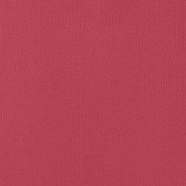 """Leinenstrukturpapier """"Crimson"""" - American Crafts"""
