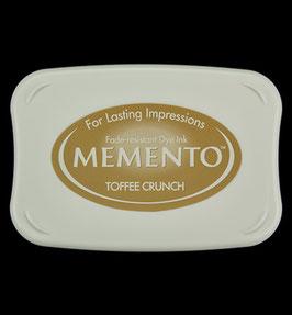 Memento Inkpad - Toffee Crunch