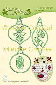 "Stanzschablone ""Christmas Ornaments"" - Leane Creatief"