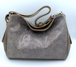 Leather handbag Made in Italy Florence