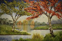Grotere schilderijen - Large paintings
