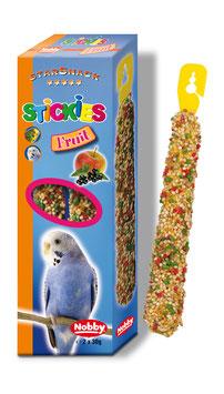 Stickies Sittiche Frucht 2 x 30 g