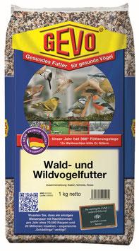 Wald- und Wildvogelfutter 1 kg