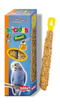Stickies Sittiche Honig 2 x 30 g