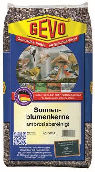 Sonnenblumenkerne, gestreift, ambrosia bereinigt 1 kg
