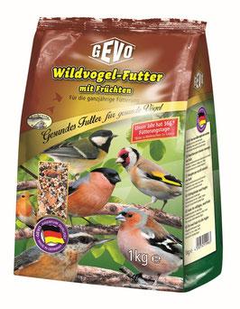 Wildvogelfutter mit Früchten 1 kg
