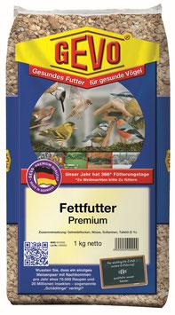 Fettfutter Premium 1 kg