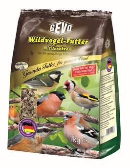 Wildvogelfutter mit Insekten 1 kg