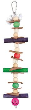 Holzspielzeug, bunt