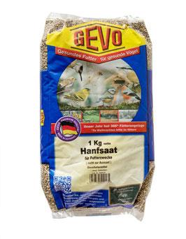 Hanfsaat für Futterzwecke (nicht zur Aussaat) 1 kg