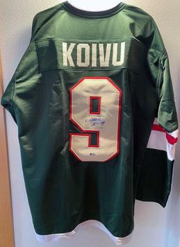 Mikko Koivu, Signed Hockey Shirt