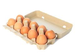 """Eier vom """"Hof Knoblauch"""" am Bodensee"""