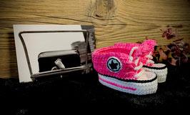 Baby Sneakers, pink 135 (FLSN010)
