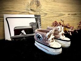 Baby Sneakers, schlamm 406 (FLSN013)