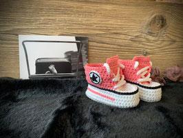 Baby Sneakers, dahlie 409 (FLSN016)