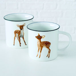 Tasse Bambi geradeaus blickend (BO1007350-B)