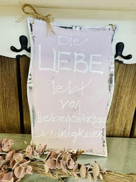 """Schild """"Kleinigkeiten"""" (FL1404)"""