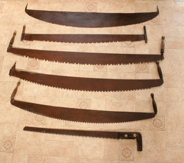 # antique saw collection