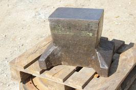 # 3161 - giant forged saw makers anvil in very very nice original shape , no repairs or weldings or grindings