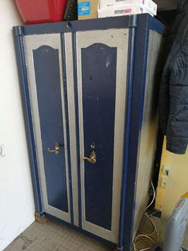 # 3602 - ANTIQUE FULLY working historical Safe Stronbox