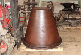 # SUPERSIZE CONE ! german industry around 1940´s