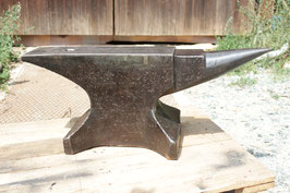 # 2956 - Söderförs anvil  132 kg / 290 lbs .  Dated 1927  edges had been restored by weldings in perfect shape -BARGAIN OFFER