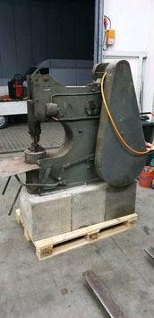# 3209 -  good German Power Hammer MEITINGER  RATIONELL 25kg ( 55 lbs ) BÄR WEIGHT