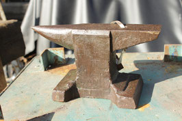 # 3157 - vintage austrian table anvil with just 11 lbs