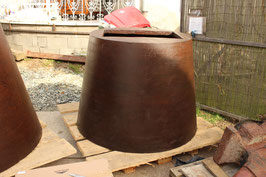 # 2044 - EXTRAORDINARY GIANT CONE - ONE OF A KIND - weight is around 1595 lbs