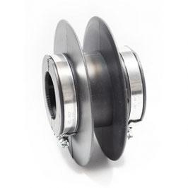 "Belt reel 1"" incl. hose clamp"