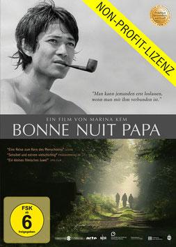 DVD + Blu-Ray mit Non-Profit-Lizenz - BONNE NUIT PAPA
