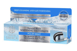 PASTA DE DIENTES NATURAL SIBERIANA, POLAR NIGHT, 100 GR