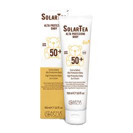 CREMA SOLAR ALTA PROTECCIÓN BEBÉ SPF50, 150 ml