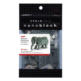 Nanoblock - African Elephant