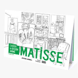 Coloriage Matisse