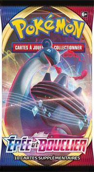 Booster Carte Pokemon Epée et Bouclier