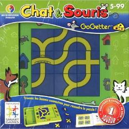Chat & Souris Go Getter