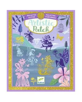 Artistic Patch Paillettes Fairy Land