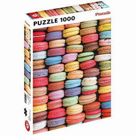 Puzzles Macarons 1000 Pièces