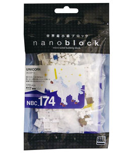 Nanoblock - Licorne
