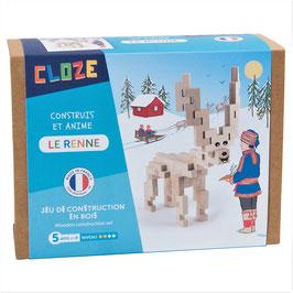 Cloze - Kit Le Renne
