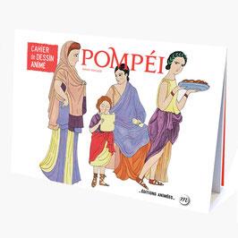 Coloriage Pompéi