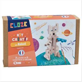 Cloze - Kit Créatif Le Robot