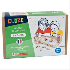 Cloze - Boîte La Basic 100pièces