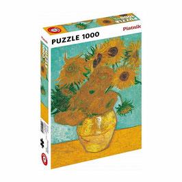 Puzzle Les Tournesols 1000 Pièces