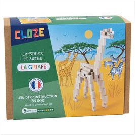 Cloze - Kit Girafe
