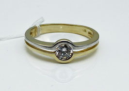Solitaire Ring 333/- 2660