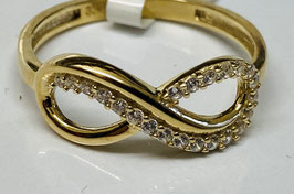 Ring Zirkonia 333/-(e0386)
