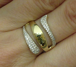 Ring Zirkonia 333/-(4278b)